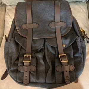 Filson limited edition Nordstrom wool backpack